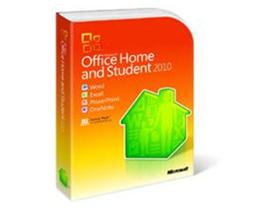 MICROSOFT OFFICE 2010 HOME STUDENT