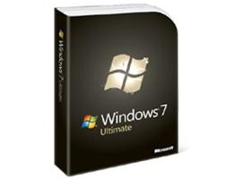 MICROSOFT WINDOWS 7 ULTIMATE 32 BIT