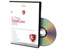 GDATA TOTAL CARE 2010 1 USER OEM